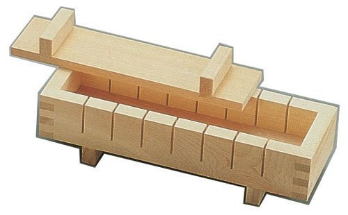 Press Wooden Sushi (Sushi Tsu eight OFF (Shiraki) BSS23 wooden press (japan import))