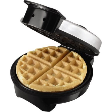 Cheap Oster 8-Inch Belgian Waffle Maker (Stainless Steel)