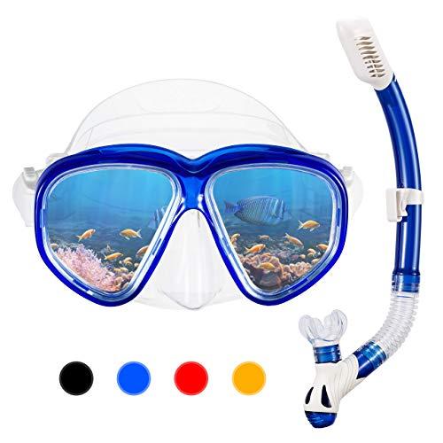 OMORC Snorkel Set for