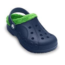 Crocs Children's Baya Fleece Clog