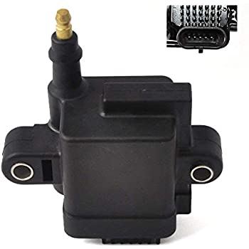 kemimoto 339-879984a1 Ignition Coil for MERCURY Optimax 339-879984A1 300-879984T01 339-879984T00 300-8M0077471