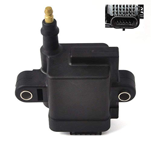 kemimoto 339-879984a1 Ignition Coil for MERCURY Optimax 339-879984A1 300-879984T01 339-879984T00 ()