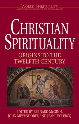Cover of Christian Spirituality: Post Reformation and Modern (World Spirituality)