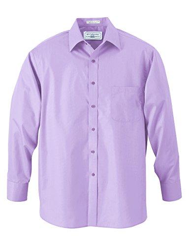 Tuxgear Boys Lavender Designer Button Down Dress Shirt