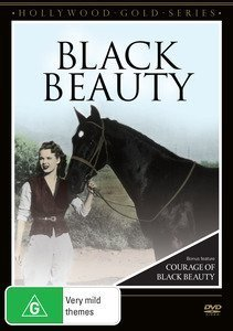 Black Beauty + Courage of Black Beauty HOLLYWOOD GOLD SERIES by Mona Freeman (Black Gold Tv Series)