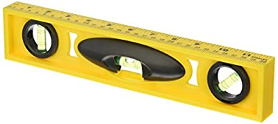 Stanley 42-466 12-Inch High Impact ABS Level by Stanley
