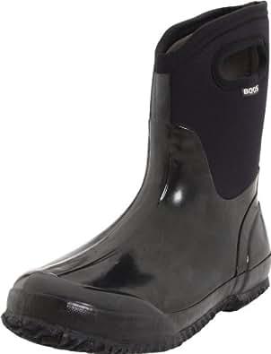 Amazon.com | Bogs Women's Classic Mid Handles Waterproof
