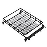 Alcoa Prime Car Roof Top Rack Carrier Cargo Travel Touring Luggage for 1:10 RC vehicle