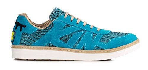 Kin Herren Sneaker aqua (blau)