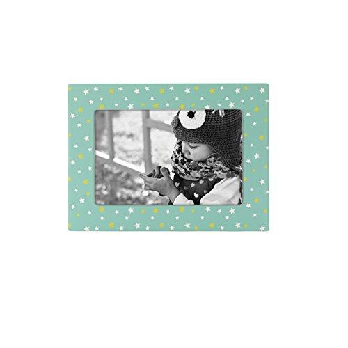 Reed & Barton Hazlenut Hollow Stars 4 x 6 Frame