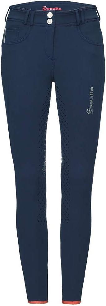 CAVALLO Damen-Vollbesatzreithose Casca Pro Grip Stretch Reithose Damenhose