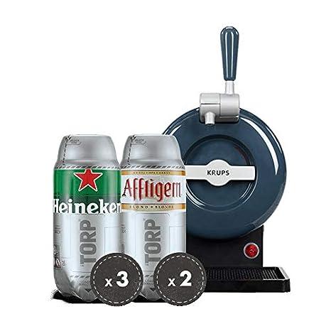 Pack Heineken THE SUB Consumo Preferente 31/01/2019 | Tirador de cerveza de