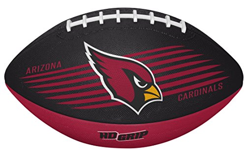 NFL Arizona Cardinals 07731081111NFL Downfield Football (All Team Options), Red, Youth ()