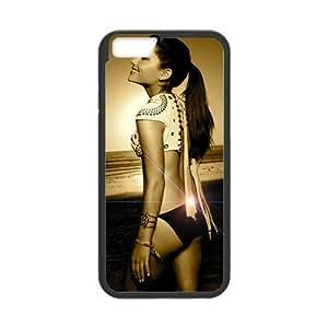 "Creative Ariana Grande Solid Rubber Customized Cover Case for iPhone 6 plus 5.5"" iphone6plus-linda455"
