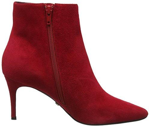 OSHA Rojo Dune Red para Botas Mujer nT8xwwqB7a