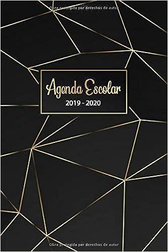 Agenda Escolar 2019 2020: Agendas 2019 2020 Semana vista ...