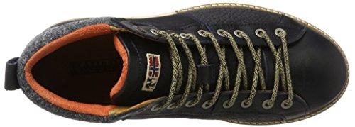 Blue Edmund Hombre Botines N65 Footwear NAPAPIJRI Azul Marine UWnRU7