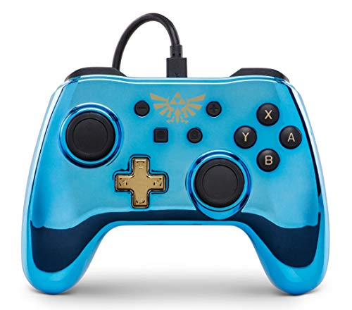 The legend of Zelda Breath Of The Wild Nintendo Switch Wired Controller ()