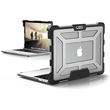 UAG MacBook Pro 13-inch (4th Gen) Feather-Light Rugged [ICE] Military Drop Tested Laptop Case