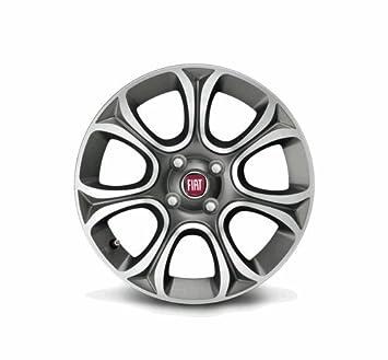 Fiat Grande Punto/Punto Evo Light Alloy Wheel/Rim Set 16 Inch
