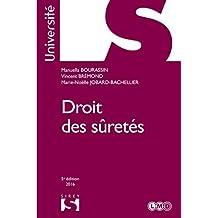 Droit des sûretés (Université) (French Edition)