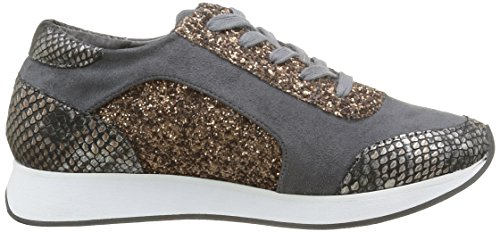 Marron Ypompon Brown Sneakers Lollipops Basses EU Femme 37 WIPFdnxfw