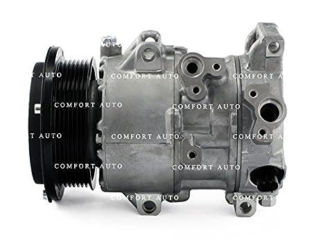 Amazon.com: 2007 2008 2009 Toyota Camry L4 2.4L New AC Compressor With Clutch: Automotive