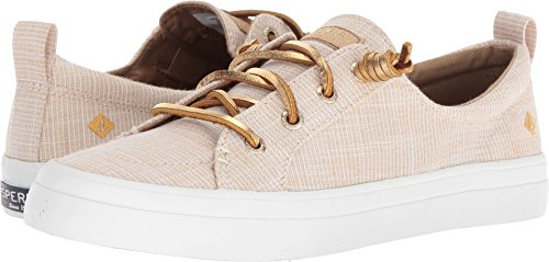 Vibe Metallic Novelty Sneaker, Gold, 12 M US ()