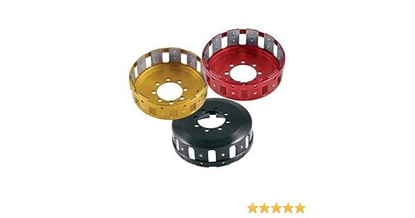 Amazon.com: Barnett Performance Products Billet Clutch Basket, Gold: Automotive