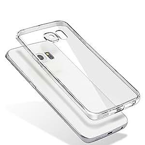 Tpu Bumper Case, plástico, transparente, Samsung Galaxy S7
