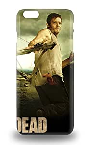 Iphone Anti Scratch 3D PC Soft Case Cover Protective American The Walking Dead Adventure Drama Horror Thriller 3D PC Soft Case For Iphone 6 Plus ( Custom Picture iPhone 6, iPhone 6 PLUS, iPhone 5, iPhone 5S, iPhone 5C, iPhone 4, iPhone 4S,Galaxy S6,Galaxy S5,Galaxy S4,Galaxy S3,Note 3,iPad Mini-Mini 2,iPad Air )