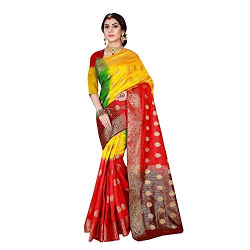 Yellow Sari - 3