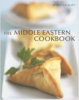 Middle eastern cookbook maria khalife 9781566566759 amazon books forumfinder Gallery