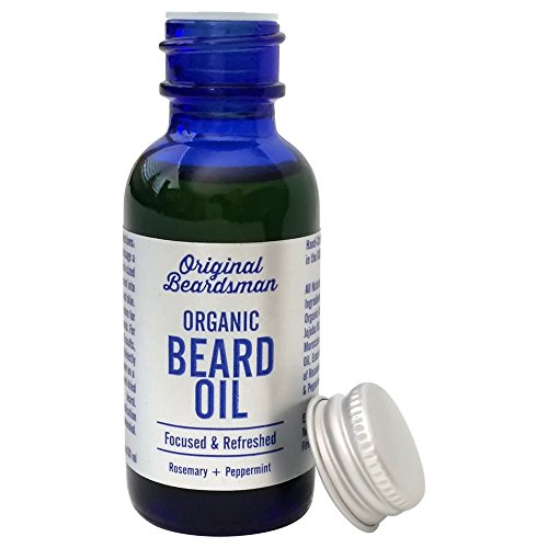 Conditioner Peppermint Rosemary Original Beardsman product image