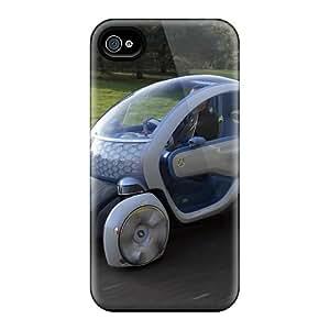 Slim New Design Hard Case For Iphone 4/4s Case Cover - JxgtT1787KAcvk