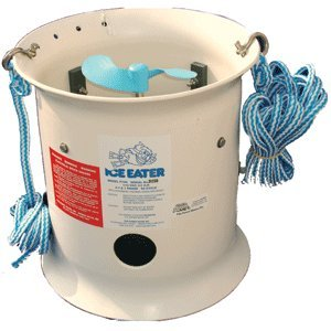 Powerhouse 1/2HP Ice Eater w/25' Cord - 115V (16200)