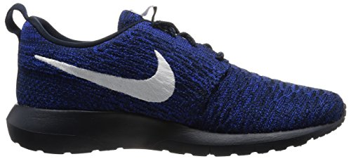 Flyknit Black Nike Gymnastics White Shoes Roshe Berry Obsidian Dark s blue Men Nm Racer 8qqZAU