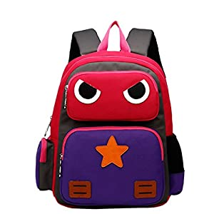 GWELL Kid's Adorable Robot Backpack for School