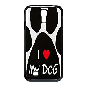 dog CUSTOM Hard Case for SamSung Galaxy S4 I9500 LMc-70199 at LaiMc