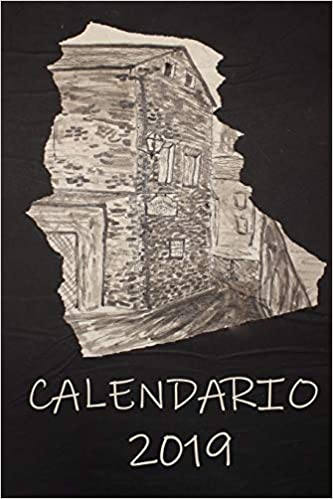 Calendario Con Note.Calendario 2019 2019 Pianificatore Con Elenchi Agenda