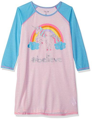 Rene Rofe Girls Glitter Sleepshirt