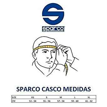 Karthelm Sparco Club X1