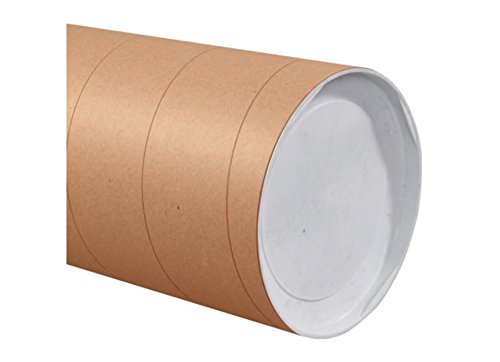 Jumbo Mailing Tubes (RetailSource P8072KHDx1 8 x 72