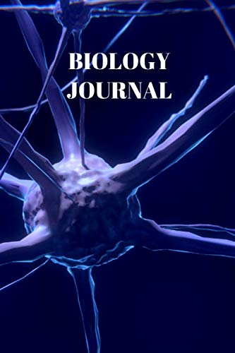Biology Journal: Paperback A5 (6 X 9 Inches) Journal For A Biology Student, Keep Lecture Notes In Biology And Science 100 Lined Pages With Matte Vinyl Front Cover