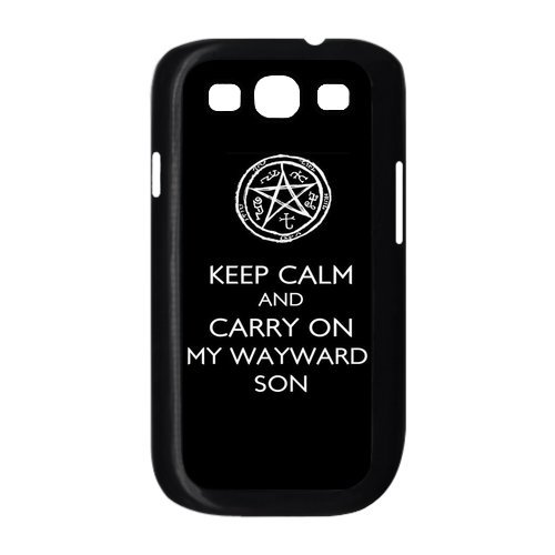 EVA Supernatural Samsung Galaxy S3 I9300 Case,Snap-On Protector Hard Cover for Galaxy S3