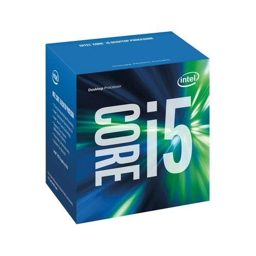 Intel Skylake Processeur Core i5-6400 2.7 GHz  6Mo Cache Socket 1151 Boîte  (BX80662I56400)