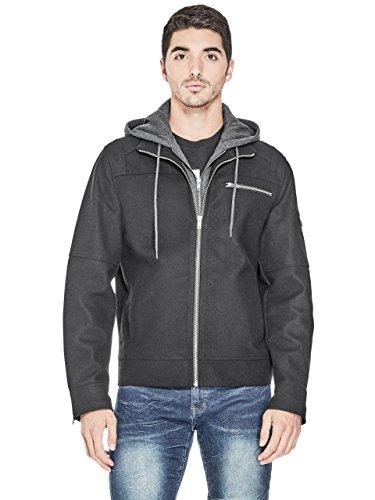 G by GUESS Men's Subzero Wool Blend Jacket