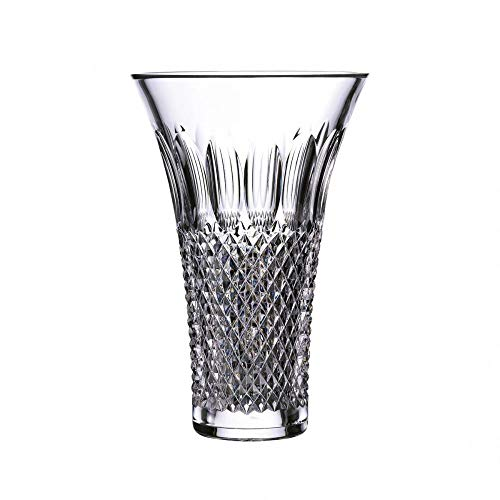 Colleen Vase - Waterford Crystal Treasures of The Sea Colleen Vase Flared