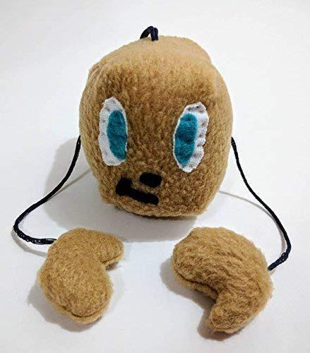 - Tiny Box Tim Plushie - Markiplier Animated - Stuffed Toy - Pillow