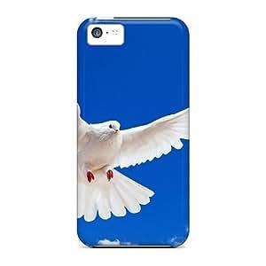 [CrdWBHJ2282tAkea] - New White Protective Iphone 5c Classic Hardshell Case